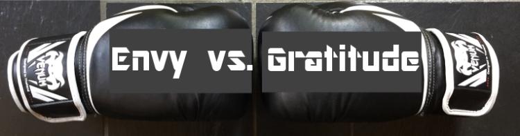 Envy vs. Gratitude