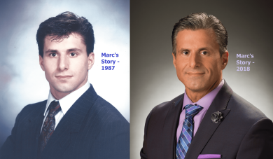 Marc's Story 1987 - 2018